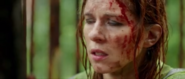 Magda Apanowicz in The Green Inferno