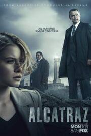 'Alcatraz' 2012 Poster