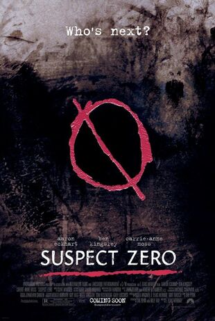Suspect zero xlg