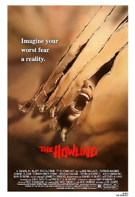 The Howling (1981 film) poster-1-