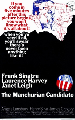 The Manchurian Candidate 1962 movie