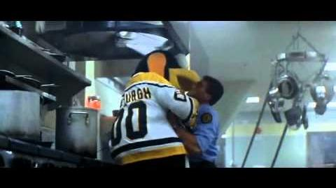 Van Damme vs Chicken Mascot in Sudden Death (1995)