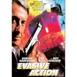DV 12315480 dvd-for-movie-evasive-action