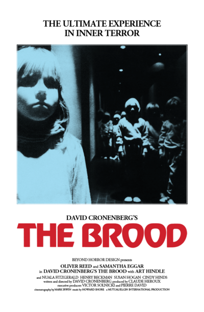 The Brood 1979 Poster B Beyond