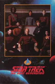Star Trek-The Next Generation- Poster