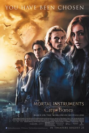 Mortal instruments city of bones ver11