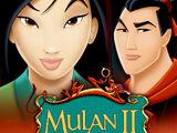 Mulan II (2004; animated)