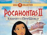 Pocahontas II: Journey to a new World (1998; animated)
