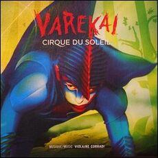 Varekai Re-Released CD Original