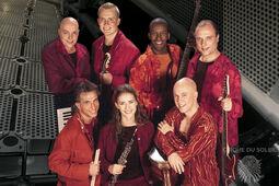 Dralion Band