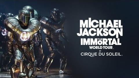 Michael Jackson The Immortal World Tour - Trailer Oficial