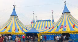 Varekai 2011 Tent