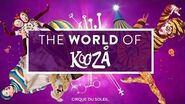 Explore the world of KOOZA with Matthew Rodrigues THE WORLD OF Cirque du Soleil