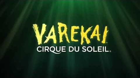 Varekai - Trailer Oficial