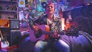 Axel Shows Off His Singing Skills Official Acoustic Video