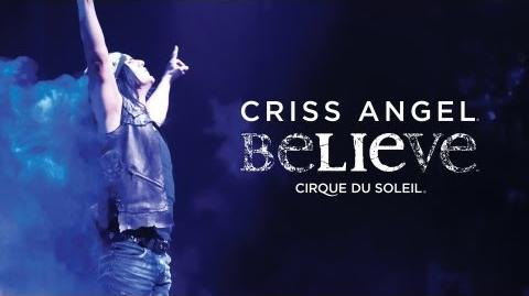 Criss Angel BELIEVE - Trailer Oficial