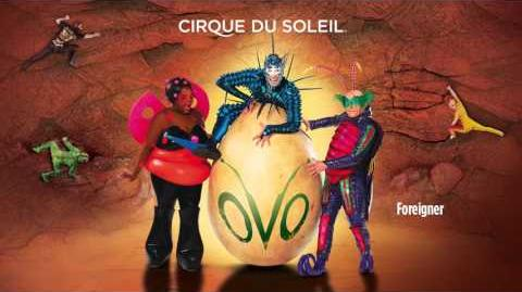 OVO Cirque du Soleil Soundtrack Album