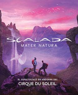 Scalada Mater Natura Cirque du Soleil