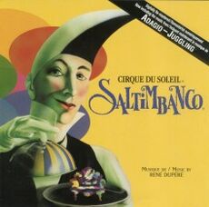 Saltimbanco Extended CD