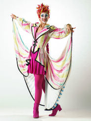 Costumes 3 - Saltimbanco