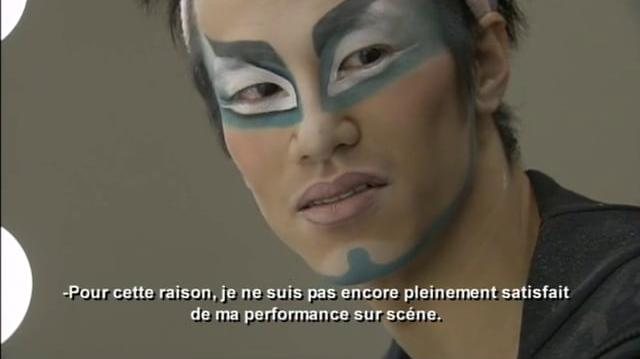 Zed in Tokyo - Cirque du Soleil