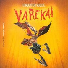 Varekai CD Original