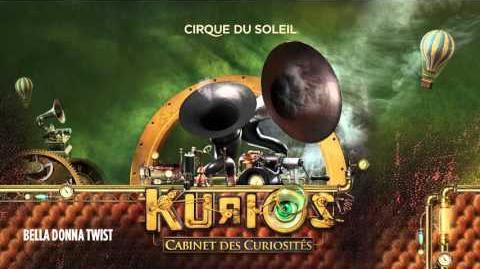 KURIOS Cirque du Soleil Soundtrack Album