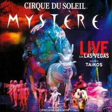 Mystère Live in Las Vegas Original CD