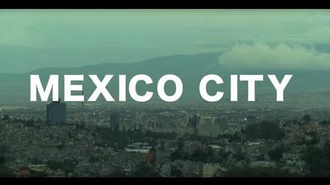 Inspiration from Mexico City - LUZIA by Cirque du Soleil