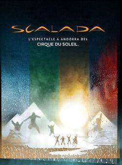 Scalada Cirque du Soleil