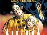 Alegría (DVD)
