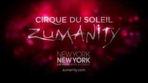 Zumanity - Trailer Oficial