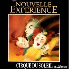 Nouvelle Expérience Live CD