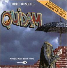 Quidam Extended CD