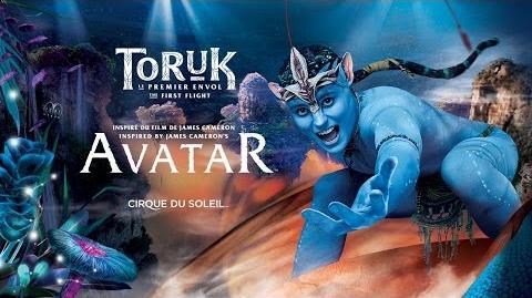 TORUK - The First Flight Cirque du Soleil Soundtrack Album