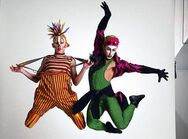 Costumes 1 - Saltimbanco