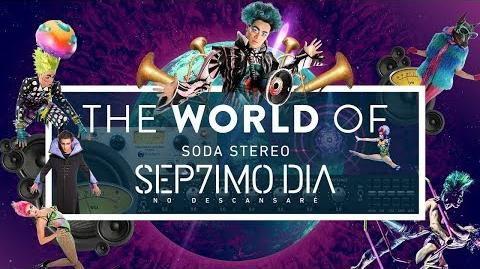 The World of SEP7IMO DIA Cirque du Soleil