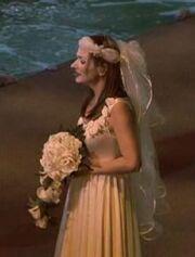 Roxane Potvin as The Bride
