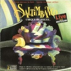 Saltimbanco Live in Amsterdam CD
