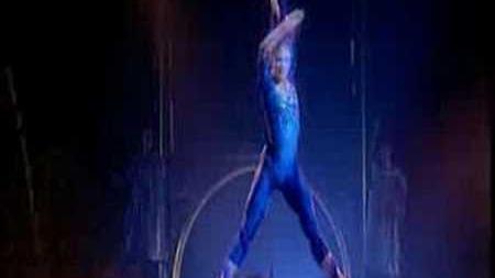 HIGH RES Aerial Pas de Deux (Dralion) - Cirque du Soleil