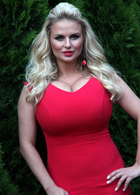 Anna Semenovich  Cis Celebrities Wikia  Fandom Powered By Wikia