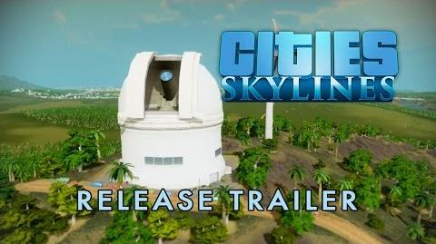 Cities Skylines - Release Trailer