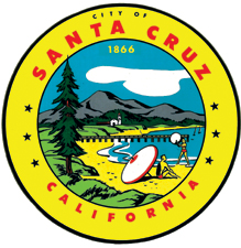 Seal of the City of Santa Cruz