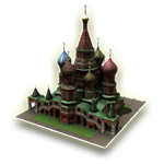 MOSCOW ST BASIL