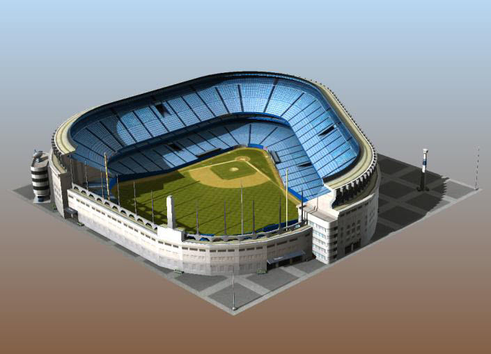 Baseball stadium cities xl wiki fandom powered by wikia baseball stadium malvernweather Image collections