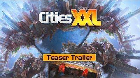 CITIES XXL- TEASER TRAILER