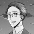 Udagawa with Slicked Back Hair