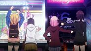 Harumi & Matsuri anime op