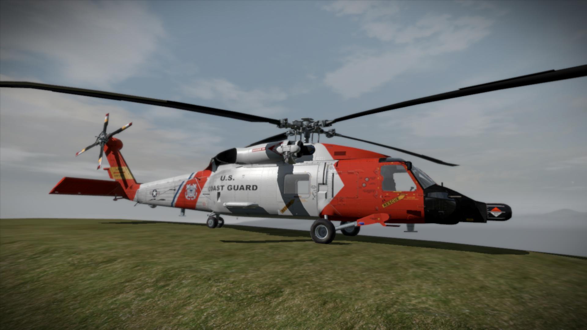 EMT Coast Guard HH-60 JayHawk | City Life RPG Wiki | FANDOM