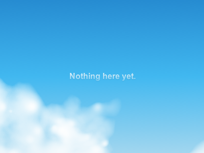 Nothing-here-yet